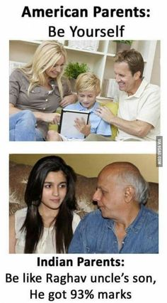 Every Indian children's life in a nutshell! is part of Desi jokes - More memes, funny videos and pics on Latest Funny Jokes, Very Funny Memes, Funny Quotes For Kids, Funny School Memes, Cute Funny Quotes, Jokes For Kids, Some Funny Jokes, Funny Relatable Memes, Funny Facts