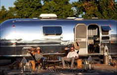 I am not one for a road trip, but if it is in a Modern Morocco design... why not?! Rachel Horn's Tricked Out 1969 Airstream