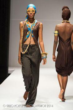 Photography GIULIO MOLFESE jewelry BALUNGI garments LULU BY ANNA CLARE LUKOMA