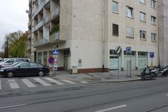 Filiale Nr. 145, Leonhardstraße 56: auch hier versuchte sich lange Jahre noch Schlecker, ein wenig Supermarkt-Flair zu verbreiten Street View, Graz