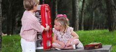 A MIM, a marca de moda infantil Portuguesa, apresentou as sugestões para o Dia da Criança, inspiradas na sua colecção Primavera/Verão.