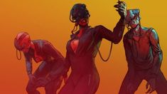 RUINER Drained Hosts, Benedykt Szneider ArtStation is the leading showcase platform for games, film, media & entertainment artists. Character Concept, Concept Art, Cyberpunk Kunst, Gothic 1, Sci Fi Anime, Steampunk, Horror, Futuristic Art, Image Fun