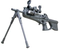 "The world welcomes a new semiauto pellet rifle! While the Crosman Nightstalker semiauto CO2 pellet gun is no longer made, I thought you might still be interested in reading about it in this airgun column originally published in ""Shotgun News"" in 2006: http://www.thegodfatherofairguns.com/crosman-nightstalker.html"