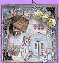Marianne Creatables LR0131 TRENDY Fleurs Découpe
