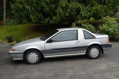 I wanted one of these so bad I could taste it. Never did get one. Digestible Collectible: 1988 Nissan Pulsar NX SE