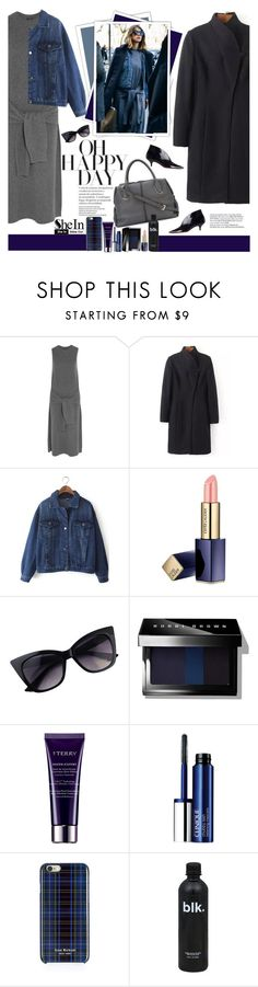 """""""Oh, happy day!!!"""" by naki14 ❤ liked on Polyvore featuring мода, Joseph, Estée Lauder, Bobbi Brown Cosmetics, By Terry, Clinique, Isaac Mizrahi, Tod's, Sheinside и shein"""