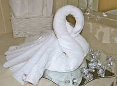 Towel Animals & Towel Origami