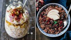 Havregrynsgröt är en riktig frukostklassiker som är både god och nyttig. Här är 5 nya recept att testa.
