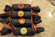 Halloween treat crackers..