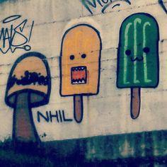Crazy Icecreams #mistreetartour #milano #isola #milano2015 #milanocity #milanodavedere #milanodaclick #milanosiamonoi #milanosegreta #milanomonamour #street #streetart #streetpaint #streetartlovers #streetarteverywhere #streetigers #streetartitalia #streetartitaly #streetartmilano #graffiti #instagraffiti #instagraff #graffitiigers #murales #urbanart #stencilart by mistreetartour