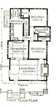 Floorplan. I wonder how many square feet?