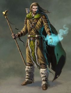 mage wizard fantasy