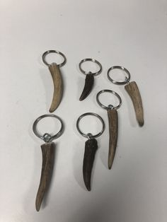 Antler tip keyrings Antlers, Key Rings, Game, Board, Projects, Horns, Log Projects, Key Fobs, Blue Prints
