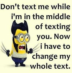 New funny life memes hilarious truths minions quotes Ideas Funny Minion Pictures, Funny Minion Memes, Funny School Jokes, Minions Quotes, Crazy Funny Memes, Really Funny Memes, Funny Laugh, Funny Facts, Hilarious