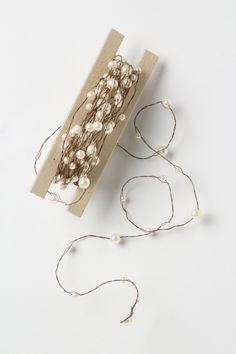 Pearl Wire Ribbon - Anthropologie.com