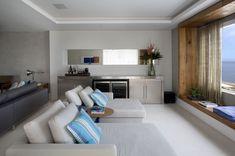 Apartamento Mar do Leblon / Andrea Chicharo