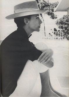 Gloria Guinness by Cecil Beaton, 1966