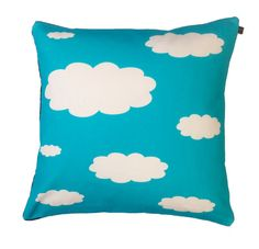 Sky Cloud Print Pillow Printed Cushion by HomeCrush on Etsy