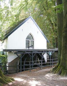 Watermolen, Molecaten, Hattem, Gelderland.