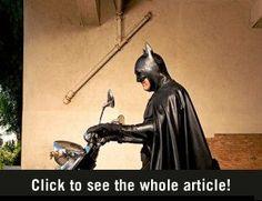 Times are tough for Batman