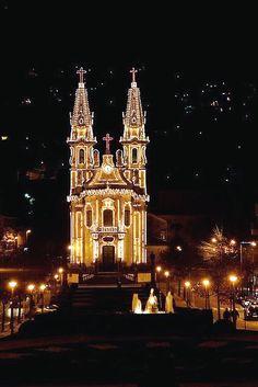 Christmas in Guimarães, Portugal