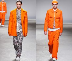 (9) Richard Nicoll at London Collections: Men