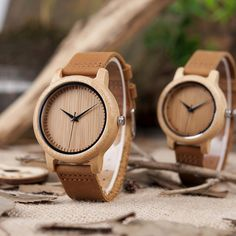 Round Bamboo Watches for Couples and Lovers Price: US $36.00 & FREE Shipping 🤔 🤔🤔 Curious about eco-friendly products? 🌿🐼🐾 Want to make a difference? 💃🕺😺 Then be part of the solution 💚✅🌌 don't be part of the problem 💩⚡📴 #zerowaste #sustainable #noplastic #eco #ecofriendly #reusable #plasticfreejuly #vegan #sustainableliving #reuse #gogreen #zerowastehome #sustainability #environment #stasherbag #nowaste #zerowastelifestyle #plantbased #recycle #plasticpollution #wastefree… Plastic Free July, Wooden Watches For Men, Couple Watch, No Waste, Beautiful Watches, Watch Brands, Wine, Retro, Cool Watches