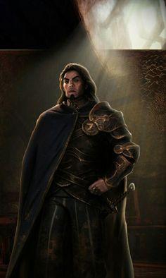 Sildar Hallwinter, Adventurer (Fighter)