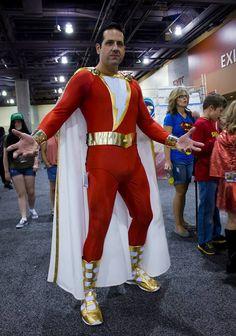 #Cosplay #Shazam: Captain Marvel