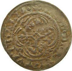Groschen - Breiter Groschen Friedrich III, Meissen, Markgraf (1332-1381)|Münzherr Meißen, o.J. (1349-1381) Münzkabinett Material and Technique Silber, geprägt, Fundbelag Measurement Durchmesser: 30,0 mm, Gewicht: 3,284 g