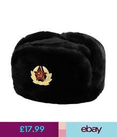 Hats Russian Winters Military Hat Chapka Ushanka  ebay  Fashion 14388261771b