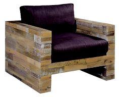 ¡Nuevo! Tarima Lounge Chair. Taracea Concept Store en Blend Palmas 520 1er piso  #DesignWeekMX https://www.facebook.com/TaraceaGroup
