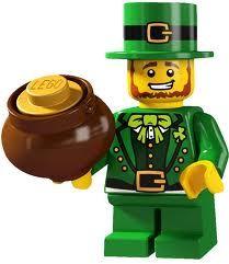 Leprechaun Lego
