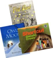 Lucy Calkins recommended books for each writing unit