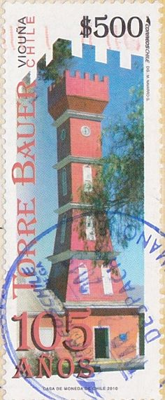 CHILE - stamp