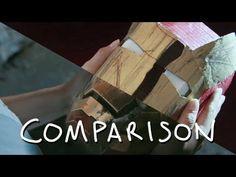 Iron Man 3 Trailer!!! Hecho en casa y comparado con el original toma a toma -- Homemade Side by Side Comparison