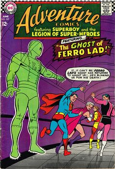 Adventure Comics #357