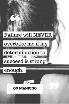 Failure will NEVER overtake me Positive Quotes, Motivational Quotes, Inspirational Quotes, Amazing Quotes, Best Quotes, Daily Quotes, Life Quotes, Daily Affirmations, Quote Of The Day