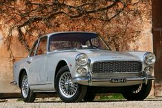 Triumph Italia - I'd love to have this 1959 Classic
