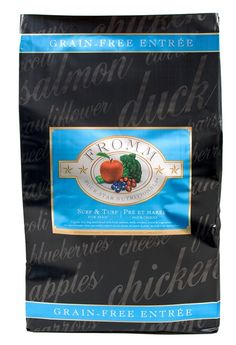 Fromm Four Star Surf & Turf Grain Free Dry Dog Food