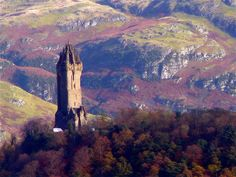William Wallace monument, Stirling
