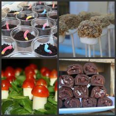 food ideas :D