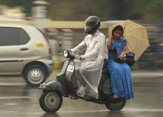 Scooter (motorcycle) - Wikipedia, the free encyclopedia Motorcycle Couple, Scooter Motorcycle, South India, Monsoon, Baby Strollers, Couples, Women Riders, Scooters, Free