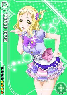 #793 Ohara Mari R idolized