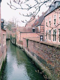 Groot Begijnhof - Leuven, Belgium