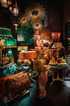 Boho Deco, Deco Boheme, Interior Inspiration, Room Inspiration, Living Room Decor, Bedroom Decor, Art Deco Interior Bedroom, Interior Livingroom, Maximalist Interior