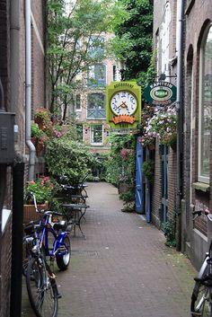 Music Clock in Amsterdam