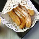 Chocolate Caliente, Sweet Recipes, French Toast, Breakfast, Desserts, Food, Random, Churro Recipe, Easy Recipes