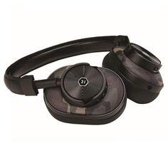 Master & Dynamic High Definition Bluetooth Wireless On-Ear Headphone - Camo/Black Wireless Headphones, Over Ear Headphones, Bluetooth, High Definition, Camo, Belt, Electronics, Amazon, Accessories
