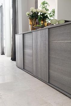 how to style your home with tp marino collection 4 door modern sideboard in grey saw marked oak effect finish